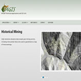Image of TAGIS's Website